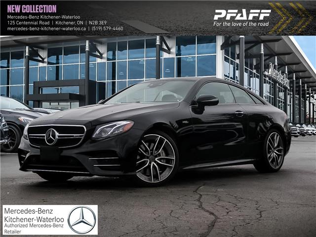 2019 Mercedes-Benz AMG E 53 Base (Stk: 39465D) in Kitchener - Image 1 of 17