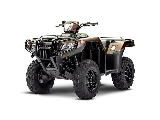 2020 Honda Rubicon 520  (Stk: Q500252) in Fort St. John - Image 1 of 1