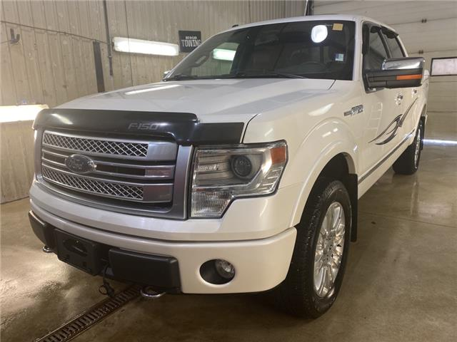 2014 Ford F-150  (Stk: KP009A) in Rocky Mountain House - Image 1 of 30