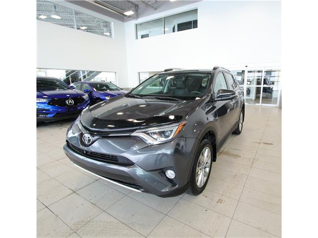2016 Toyota RAV4 Limited (Stk: 20RD3857A) in Red Deer - Image 1 of 22