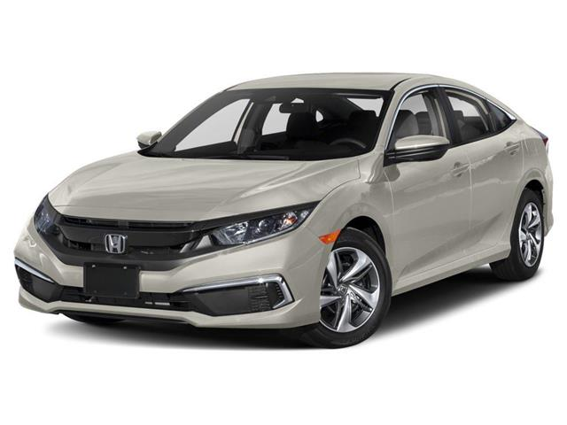 2020 Honda Civic LX (Stk: N5610) in Niagara Falls - Image 1 of 9