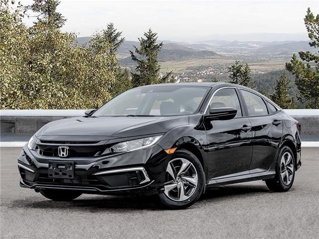 2020 Honda Civic LX (Stk: 20387) in Milton - Image 1 of 23