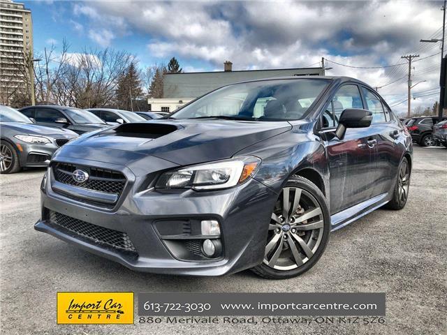 2017 Subaru WRX Sport-tech (Stk: 836880) in Ottawa - Image 1 of 26