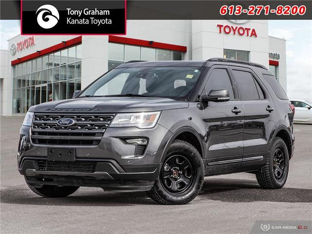 2019 Ford Explorer XLT (Stk: B2905A) in Ottawa - Image 1 of 30