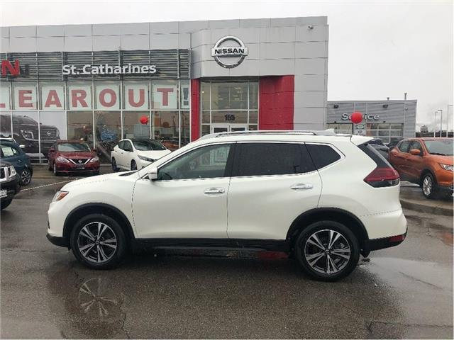 2019 Nissan Rogue  (Stk: P2547) in St. Catharines - Image 1 of 24