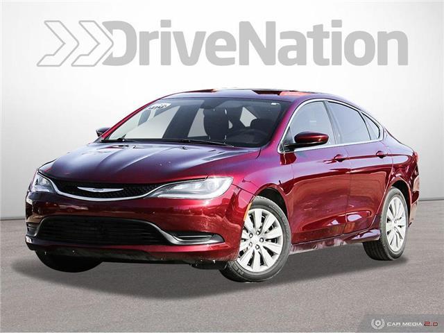 2015 Chrysler 200 LX 1C3CCCFB0FN622144 F781A in Saskatoon