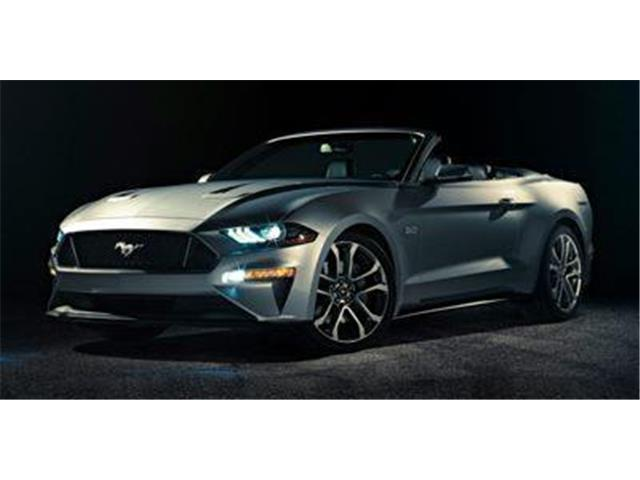 2020 Ford Mustang GT Premium (Stk: C0195) in St. Thomas - Image 1 of 1