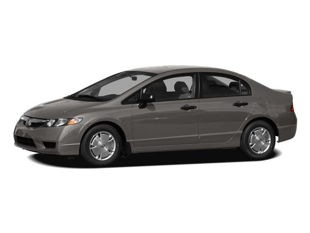 2010 Honda Civic DX-G (Stk: U1833A) in Woodstock - Image 1 of 1