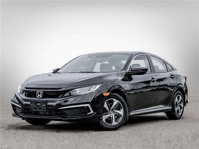 2020 Honda Civic LX (Stk: N20190) in Welland - Image 1 of 23