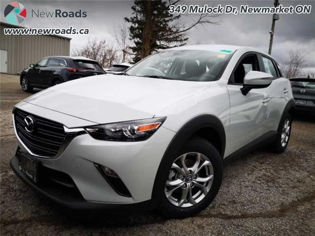 2020 Mazda CX-3 GS (Stk: 41526) in Newmarket - Image 1 of 21