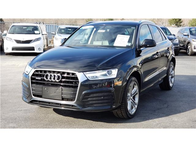 2018 Audi Q3 2.0T Progressiv WA1JCCFS6JR006804 10704 in Lower Sackville