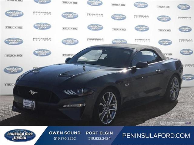 2019 Ford Mustang GT Premium (Stk: 1963) in Owen Sound - Image 1 of 24