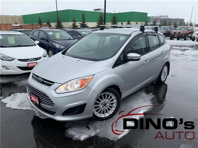 2013 Ford C-Max Hybrid SE (Stk: 555455) in Orleans - Image 1 of 28