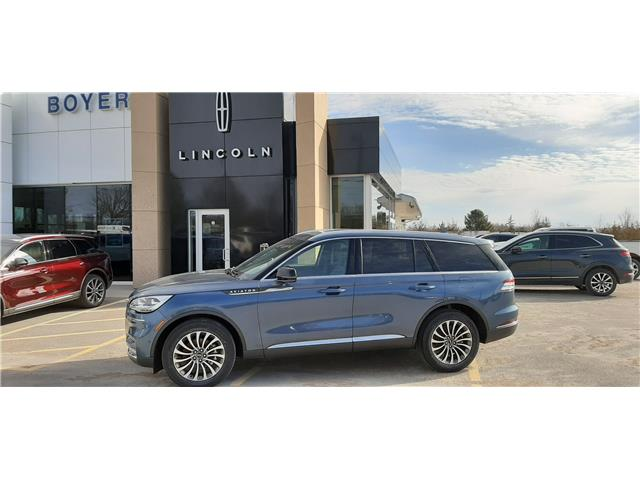 2020 Lincoln Aviator Reserve (Stk: L2017) in Bobcaygeon - Image 1 of 27