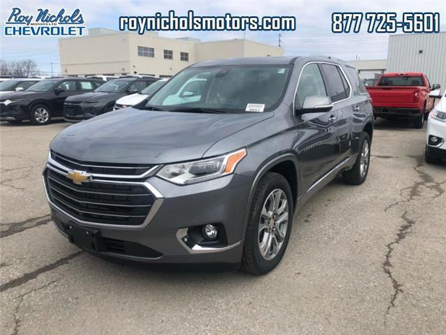 2020 Chevrolet Traverse Premier (Stk: W175) in Courtice - Image 1 of 8