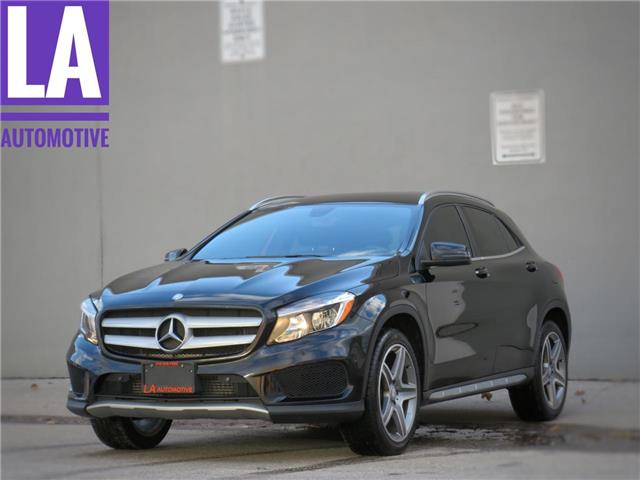 2015 Mercedes-Benz GLA-Class Base (Stk: 3310) in North York - Image 1 of 30