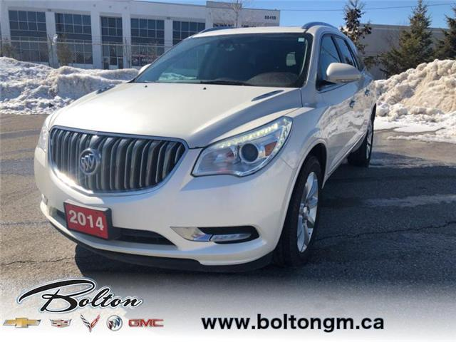 2014 Buick Enclave AWD (Stk: KJ282934A) in Bolton - Image 1 of 17