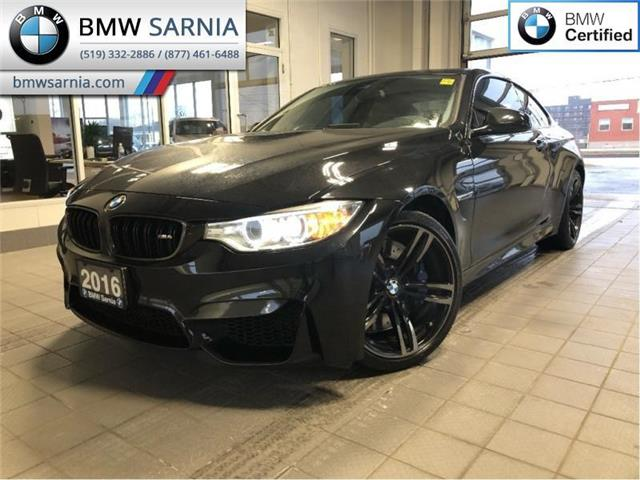 2016 BMW M4 2dr Coupe (Stk: BU694) in Sarnia - Image 1 of 14