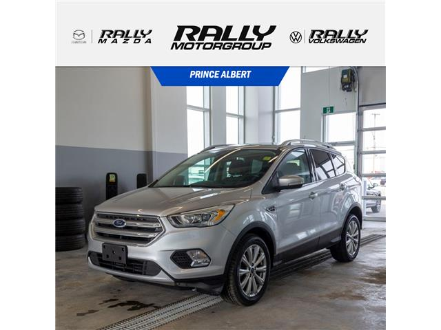 2017 Ford Escape Titanium (Stk: V1185) in Prince Albert - Image 1 of 15