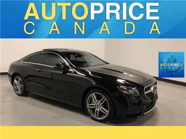 2018 Mercedes-Benz E-Class Base (Stk: H0914) in Mississauga - Image 1 of 28