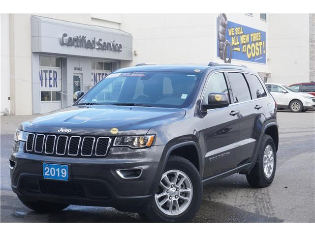 2019 Jeep Grand Cherokee Laredo (Stk: P3537) in Salmon Arm - Image 1 of 23