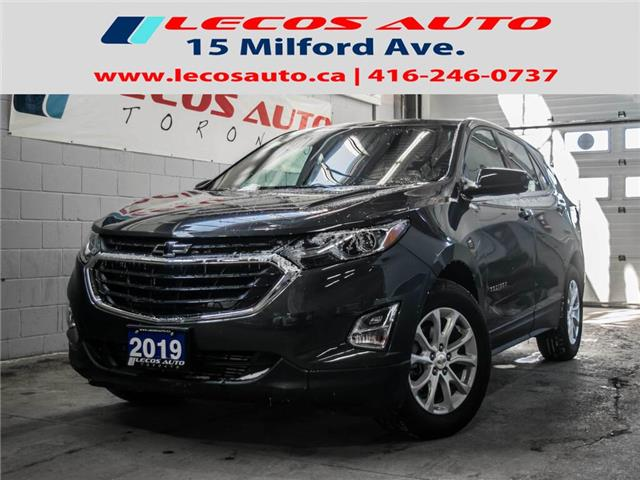 2019 Chevrolet Equinox LT (Stk: 2GNAXK) in Toronto - Image 1 of 21
