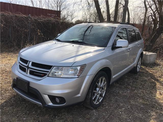 2013 Dodge Journey R/T (Stk: 597298) in Milton - Image 1 of 1