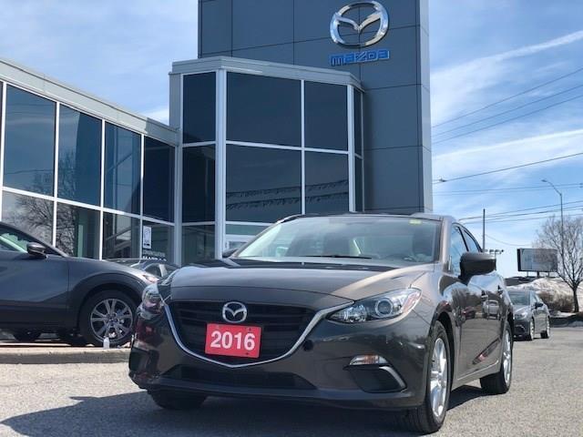 2016 Mazda Mazda3 GS (Stk: 211821) in Gloucester - Image 1 of 17