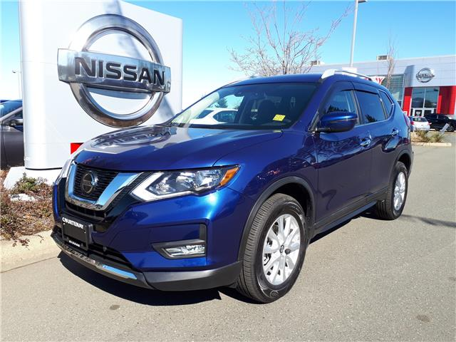 2019 Nissan Rogue SV (Stk: 20R2013A) in Courtenay - Image 1 of 9