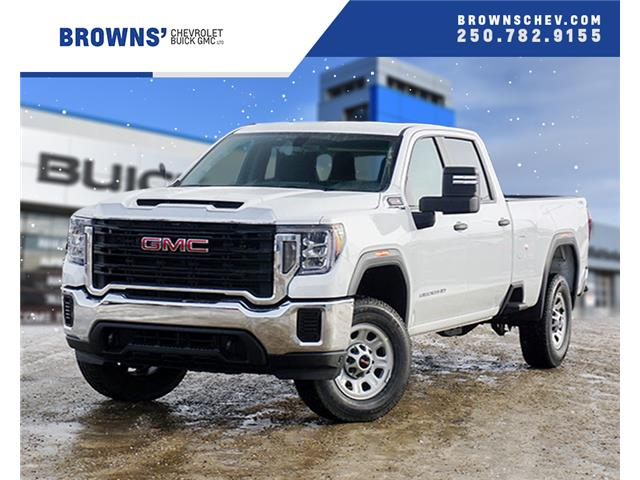 2020 GMC Sierra 3500HD Base (Stk: T20-1042) in Dawson Creek - Image 1 of 15