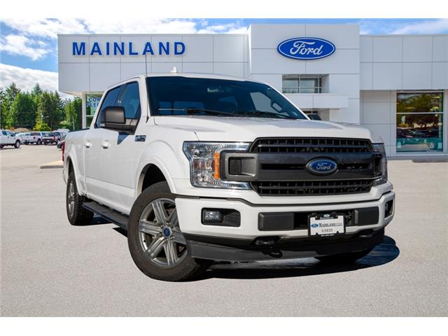 2018 Ford F-150 XLT (Stk: P6017) in Vancouver - Image 1 of 25