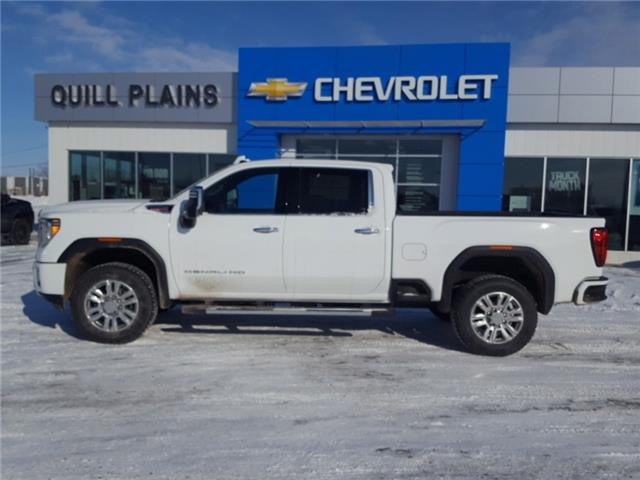 2020 GMC Sierra 2500HD Denali (Stk: 20T081) in Wadena - Image 1 of 23