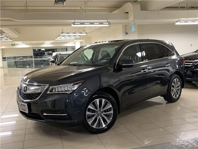 2016 Acura MDX Technology Package (Stk: D12905B) in Toronto - Image 1 of 34
