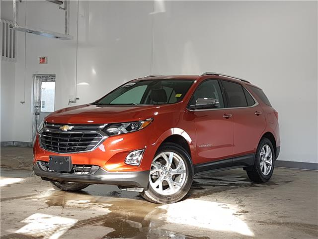 2020 Chevrolet Equinox Premier (Stk: D1628) in Regina - Image 1 of 16
