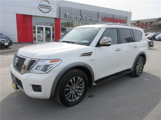 2018 Nissan Armada  (Stk: C90360) in Peterborough - Image 1 of 28