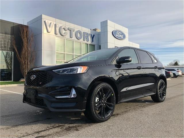 2020 Ford Edge ST (Stk: VEG19373) in Chatham - Image 1 of 19