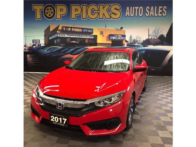 2017 Honda Civic EX (Stk: 031289) in NORTH BAY - Image 1 of 26