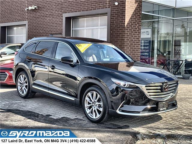 2018 Mazda CX-9 Signature JM3TCBEY5J0230270 29542A in East York