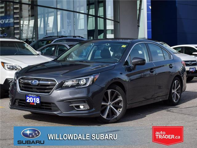 2018 Subaru Legacy 3.6R Limited CVT w-EyeSight Pkg >>No accident<< (Stk: P3126) in Toronto - Image 1 of 26
