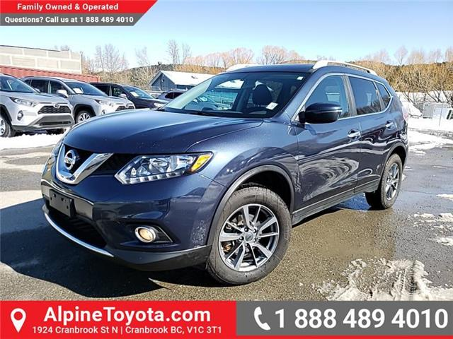 2016 Nissan Rogue SV (Stk: 5787863A) in Cranbrook - Image 1 of 23