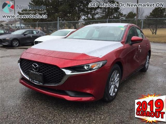 2019 Mazda Mazda3 GS Auto i-Active AWD (Stk: 40961) in Newmarket - Image 1 of 18