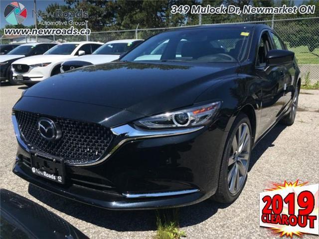 2019 Mazda MAZDA6 Signature (Stk: 41111) in Newmarket - Image 1 of 23