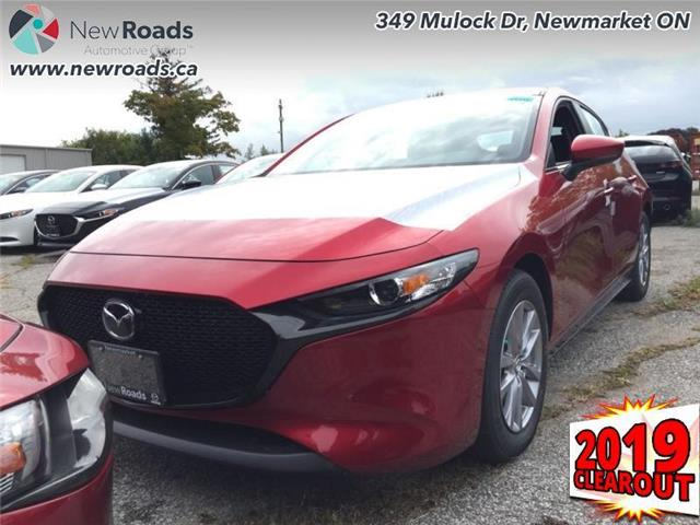 2019 Mazda Mazda3 Sport GS Auto i-ACTIV AWD (Stk: 41278) in Newmarket - Image 1 of 21