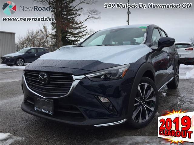 2019 Mazda CX-3 GT (Stk: 41399) in Newmarket - Image 1 of 22