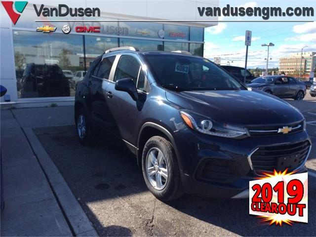 2019 Chevrolet Trax LT (Stk: 194063) in Ajax - Image 1 of 22