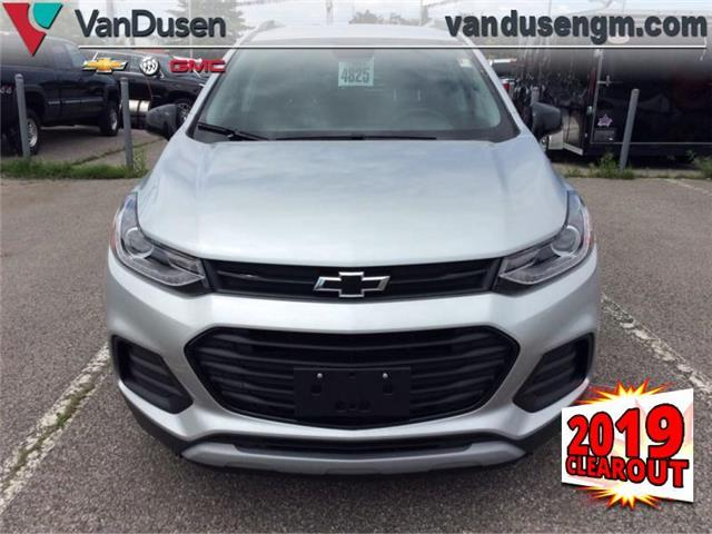 2019 Chevrolet Trax LT (Stk: 194825) in Ajax - Image 1 of 17