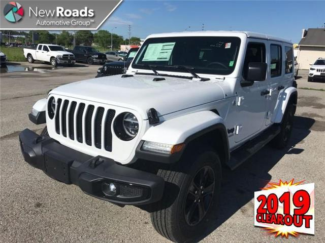 2019 Jeep Wrangler Unlimited Sahara (Stk: W19068) in Newmarket - Image 1 of 21
