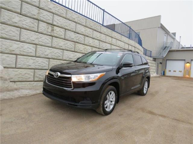 2016 Toyota Highlander  (Stk: D00507PA) in Fredericton - Image 1 of 18