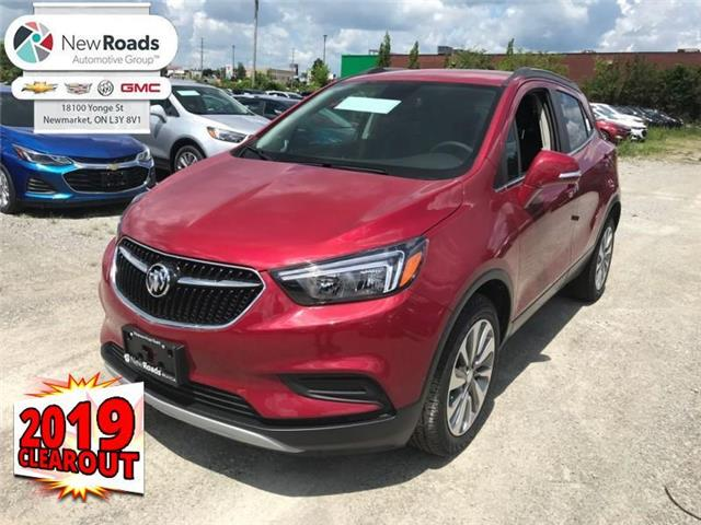2019 Buick Encore Preferred (Stk: B863878) in Newmarket - Image 1 of 22
