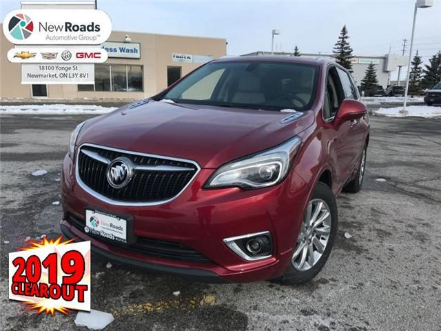 2019 Buick Envision Essence (Stk: D121206) in Newmarket - Image 1 of 24